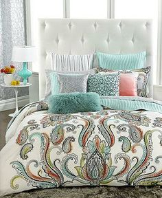Guest room INC International Concepts Marni Bedding Collection - Bedding Collections - Bed & Bath - Macy's