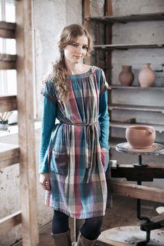 Tamarind Dress   Dresses & Tunics   Clothing   Seasalt Women's Clothing