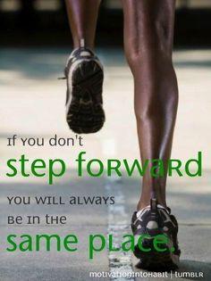 Moving Forward, Always!