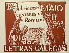 Resultado de imagen para dia das letras galegas