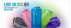 The Best Collapsible and Foldable Reusable Water Bottles From Vapur