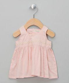 Rose Heidi A-Line Dress - Infant & Toddler by Poppy Rose