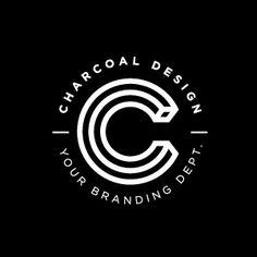 charcoal design   logo