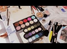 Getting ready for another shoot  #makeup #followback #beauty