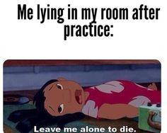 Leave me alone to die!