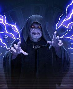Star Wars el emperador Lord Sirius