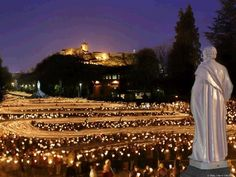 Fatima Portugal was the most amazing place to visit that I've ever been to. Truly a religious experience!