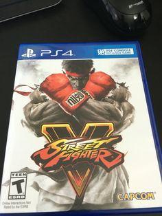 Super Fighter V PS4 Exclusive