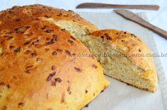 Pão de cebola | Receitas e Temperos