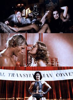 rocky horror picture show                                                                                                                                                                                 Mais