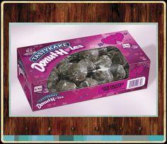 Tastykake: Valentine Donut Holes #packagedesign #graphicdesign