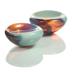 Cell Bowl Lg Shiny Cherry Turq, $250, now featured on Fab.