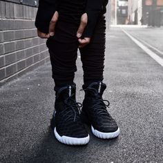 "6ea67df4ca5 blvckmvnivc  ""adidasoriginals X Primeknit Joggers by informalapparel  Editorial content for the brand coming soon!"