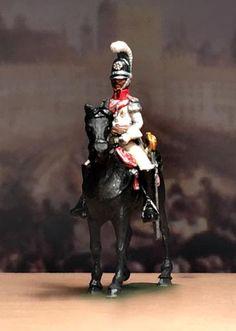Baden Garde du Corps 1809 Officer