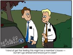 Mormon Country By Kevin Beckstrom | Meridian Magazine - LDSmag.com | Funny Church Memes, Funny Mormon Memes, Church Jokes, Lds Memes, Lds Church, Saints Memes, Later Day Saints, Lds Mormon, Christian Humor