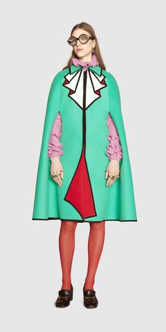 Gucci Fall Winter 2016 Runway Collection