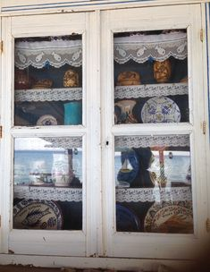 China Cabinet, Home Decor, Crockery Cabinet, Decoration Home, Room Decor, Interior Decorating