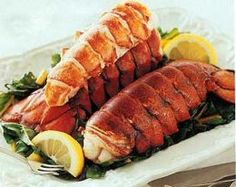 Lobster- One of the most luxurious foods one can eat
