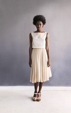 Matching Types of Tops with Types of Skirts? : femalefashionadvice
