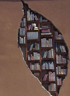 15 crazy creative bookshelves you have to see.