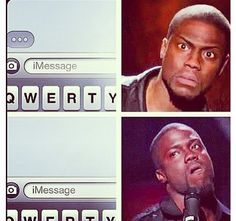 yessss LOL!! Only iphone users understand this!