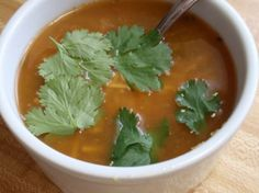 Weight Watchers Zero Point Mexican Soup