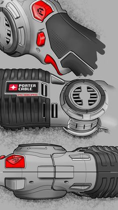 Porter Cable Power Tools by Jim Tirone