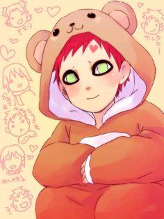 :o Gaara (Naruto)