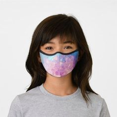 Blue purple crystals premium face mask lunche for school, lularoe back to school, laurdiy back to school #backtoschoolday #backtoschoolcikarang #backtoschoolcolor, dried orange slices, yule decorations, scandinavian christmas Cat Pattern, Pattern Floral, Unicorn Pattern, How To Protect Yourself, Shape Of You, Ear Loop, Sensitive Skin, Tapas, Face Masks