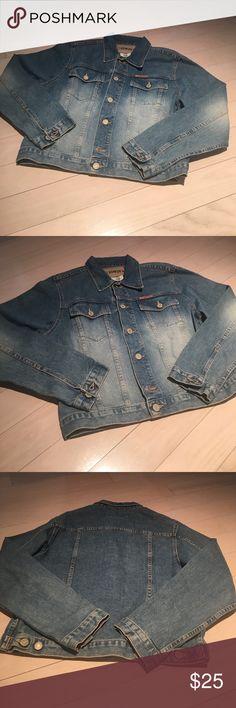Edwin Denim Jacket Size L . Edwin Jackets & Coats Jean Jackets