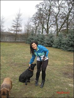 The moment of my life, walking with dogs, rest,
