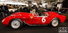 →Salon Rétromobile 2013 - le salon de la voiture ancienne et de collection