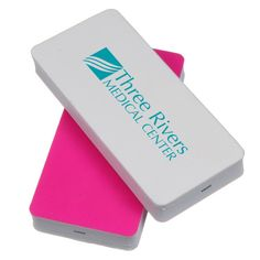 Keep your power handshake in tip-top shape with this emery board! This nail file is made up of two types of files making up one piece; a buffer side (pink) and a polisher side (white). This must-have manicure tool makes a great giveaway at tradeshows, beauty events, hotels, spas, and any place you need a quick nail fix. With an imprint featured on one side of the board, your clients will thank you very time they look at their nails!