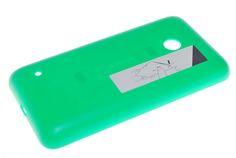 Задняя крышка Nokia Lumia 530 Dual SIM (зеленый)  Задняя крышка Nokia Lumia 530 Dual SIM (зеленый)