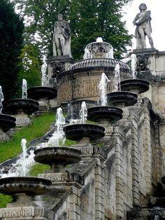 The Parc de Saint-Cloud, near Paris, France. Saint Cloud Paris, Paris Saint, Saint Cloud France, Paris Travel, France Travel, Places To Travel, Places To See, Parks, Beautiful Paris