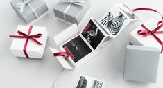 Scatola a fisarmonica di foto - Selfpackaging Blog