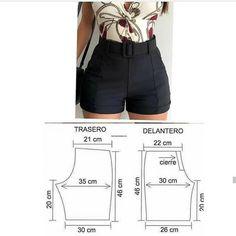 Fashion Sewing, Diy Fashion, Fashion Outfits, Dress Sewing Patterns, Clothing Patterns, Sewing Clothes, Diy Clothes, Costura Fashion, Classy Work Outfits
