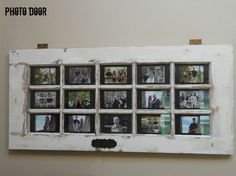 Photo Door, Repurposing Project