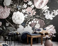 **Self-adhesive wall mural**  Our wall murals are printed on an innovative, **self-adhesive material**, which allows them to be applied and peeled multiple times!  The material we use is stain- and tear-resistant and sticks to any flat surface! Its main advantage is its wonderfully simple application: you can easily apply it yourself without getting any annoying air bubbles. It can also be easily removed without damaging the surface underneath. ★Peel&Stick!★  The dimensions of the wall mural…