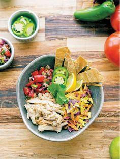 ¡Es una comida perfectamente refrescante, ligera y equilibrada!
