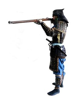 Samurai Weapons, Samurai Armor, Arm Armor, Brunei, Japanese Warrior, Military Guns, Game Concept Art, Medieval Fantasy, Poses