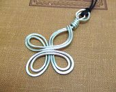 Wire Wrapped & Hammered Jewelry by deannewatsonjewelry on Etsy -