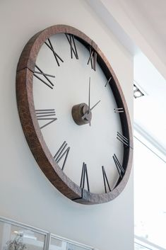 Reloj de Pared, Big clock, en Home Gallery.