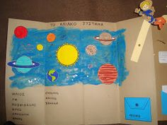 ΒΙΒΛΙΑΡΑΚΙ ΓΙΑ ΤΟ ΔΙΑΣΤΗΜΑ Για την περσινή μας θεματική προσέγγιση Τα εξώφυλλα Αν ταξίδευα με ένα διαστημόπλοιο Α...