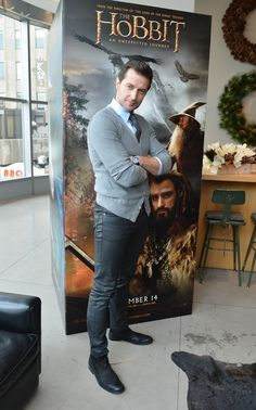Richard Armitage - 'The Hobbit' Toronto Premiere