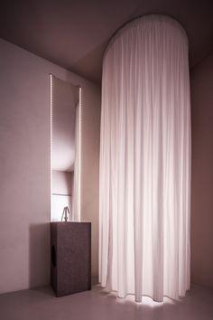 Antonino Cardillo architect - House of Dust - doccia