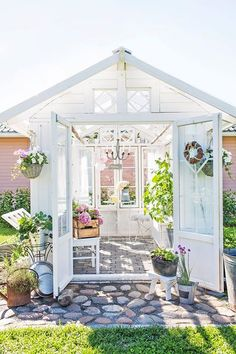 Backyard Greenhouse Shed . Backyard Greenhouse Shed . 32 Affordable Garden Shed Plans Ideas for You