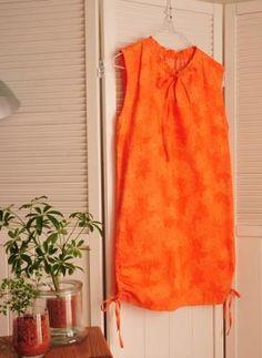 orange peel's tunic @FELI-DA