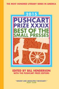 2015 Pushcart Prize Ranking of Literary Magazines -- Fiction