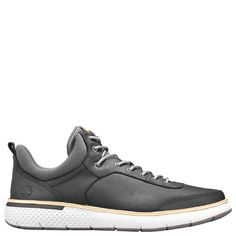 12c535bba Men s Cross Mark Leather Sneakers